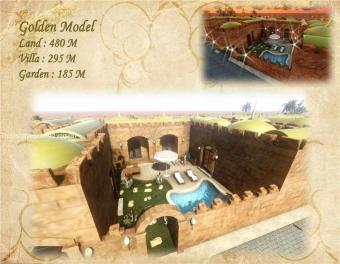 villa for sale in Arabian Nights Cairo