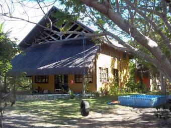 1 House & Chale nr Lovely Beach Algodoes, Marau Peninsula, Bahia