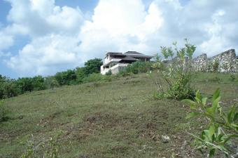 land in jimbaran hill Bali