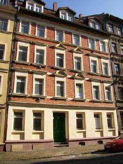 PARTLY RENOVAT. MULTI-FLAT HOUSE Leipzig