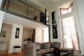 loft apartment in city bowl Cape Town