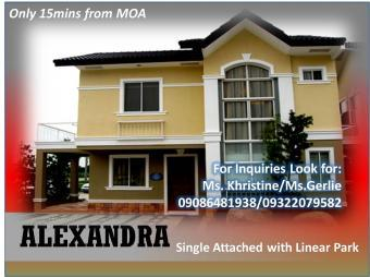 Alexandra House ,4br,2tb,3storey Cavite