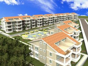 apartments in complex off plan Altinkum