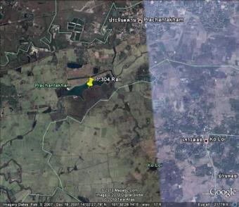 Land for sale 515 Acres 6 Mil us Prachinburi