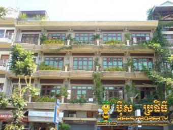 Apartment closed the riverside, Phnom Penh