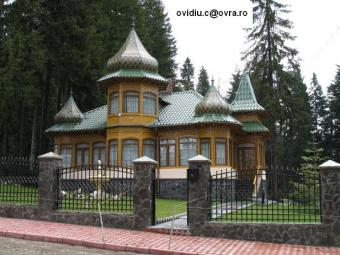 Historical Villa ski resort Predeal