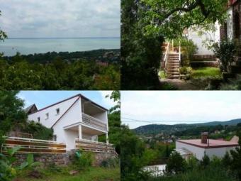 beautiful lakeview holiday house Balatonalmadi