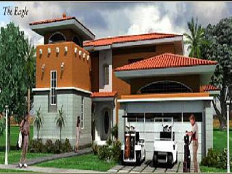 Panama : Tucan Country Club and Panama City