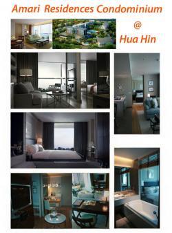 Amari Residences Hua Hin Condo Hua Hin
