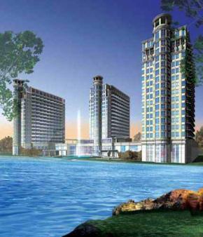 Fantastic Waterside Living Dubai
