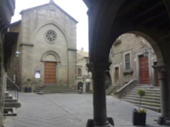 In the heart of medieval Italy Viterbo