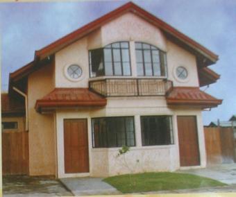Angelique Duplex Cheap House Binangonan