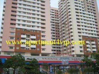 apt,3beds,furnished,SCREC tower Dist 3, Hochiminh City