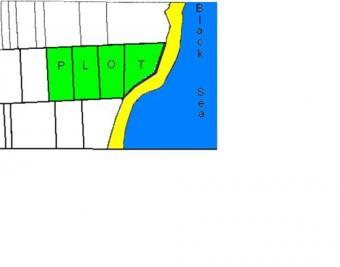 Fantstic sea plot for investment Durankulak