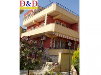 Triplex villa Kusadasi