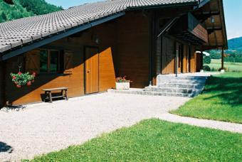 beautiful Alps house 160 m² Boëge