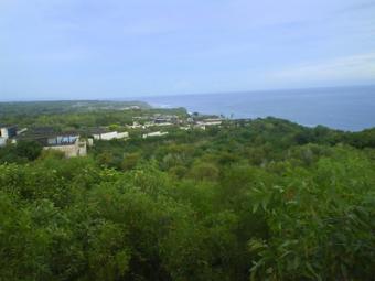 Land in Jimbaran Ocean View Bali