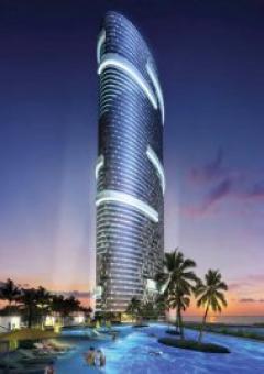 Sun Tower by Sorouh, Abu Dhabi Al Reem Island, Abu Dhabi