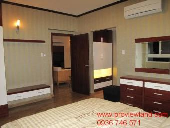 Apartment for rent in Hung Vuong Hcmc