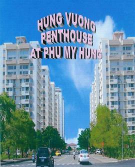 HUNG VUONG PENTHOUSE FOR RENT Hcmc