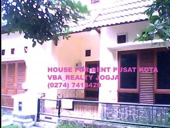 FOR RENT HOUSE   RSU HAPPY LAND Yogyakarta