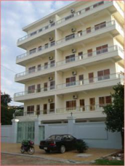 Apartment For Rent 400 USD/month Phnom Penh