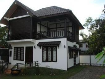HOUSE FOR RENT IN VIENTIANE, LAO Vientiane