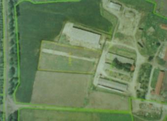 Estate 13,854 sq/m with 1580 sq/ Silistra