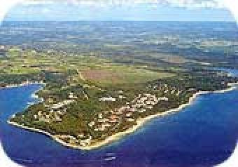 Croatia Vabriga Porec plot Nord