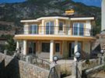 Mountain / sea view villas:111 Alanya