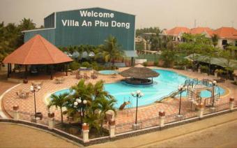 BEAUTIFUL VILLA FOR RENT Hcm City