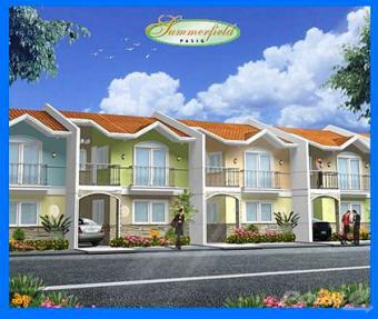 SummerField - House   Lot Pasig Pasig City
