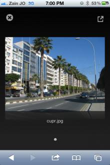 ZIAD AL NABER Limassol, Molos