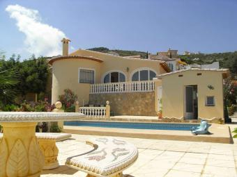 Fantastic Villa with sea view Rafol De Almunia