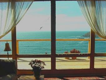 Oceanfront Home for Sale- Baja, Ensenada, Punta Banda