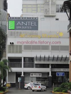 Antel SPA Residences Condo Rent Makati