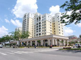 Apartment for rent in GreenView Hcmc