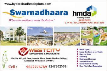 Hyderabad HMDA Layout Plots Hyderabad