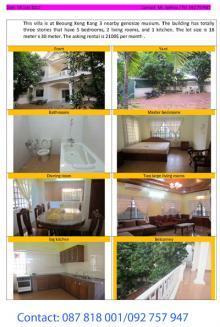 Villa for rent in Phnom Penh Phnom Penh