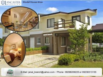 ALICE TOWN HOUSE Cavite