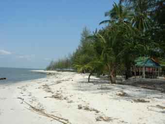Beach Land at Thailand Trat