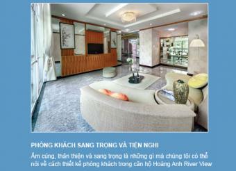 Apartment Hoang Anh River view Hcmc