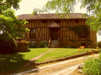 14th Century Manoir Villeneuve-Sur-Lot
