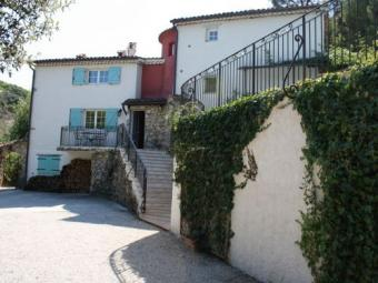 Bastide in the hills of Cannes Cannes