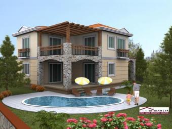 villa manolya Erglin Properties Dalaman