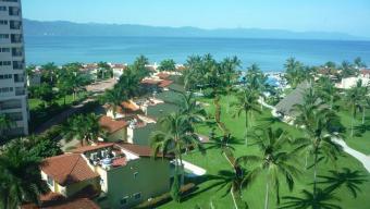 Marina condo for long term rent. Puerto Vallarta