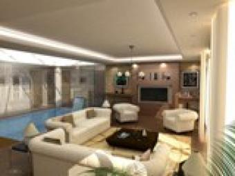 4 bedroom de lyxe penthouse Paphos