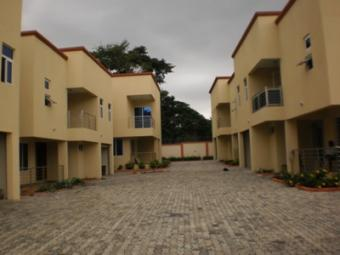 Executive town houses to let and Cantonment