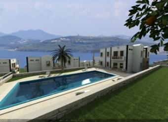Appartments in Bodrum town Bodrum