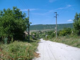 Spacious plot of land Nevsha